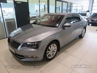 Skoda Superb AMBITION 1.8 TSI 132kW