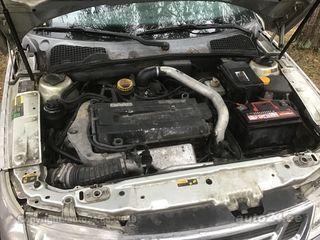 Saab 9-5 2.0 141kW