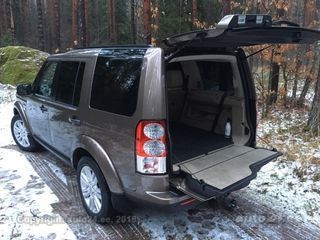 Land Rover Discovery 4 HSE 3.0 TDV6 180kW
