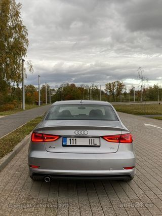 Audi A3 Limousine S-line/ Bang&Olufsen 1.6 81kW