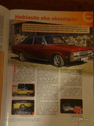 Ford Taunus 2.3 V6 125 hj