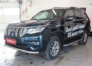 Toyota Land Cruiser 150 EXECUTIVE TECHNOLOGY PLUS 2.8 130kW