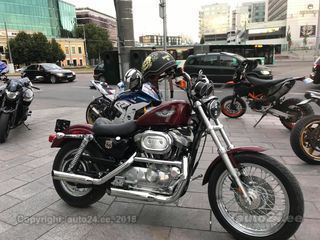 Harley-Davidson Sportster 1200 Forty Eight 43kW
