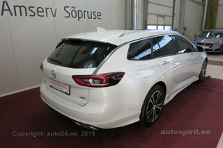 Opel Insignia Sports Tourer Exclusive 4WD OPC-Line 2.0 NFT 191kW