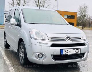 Citroen Berlingo N1 1.6 TURBO 68kW