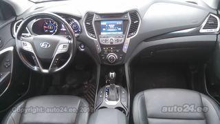 Hyundai Santa Fe 2.2 145kW