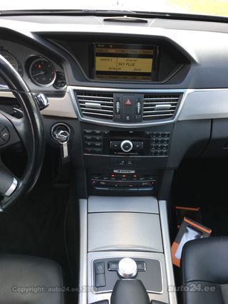 Mercedes-Benz E 350 Avantgarde 4-MATIC 3.0 CDI 170kW