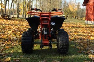 ATV 125cc HX EGL Conqueror Premium 8