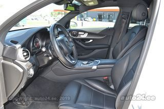 Mercedes-Benz GLC 220 Coupe 2.2 125kW
