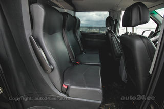 Mercedes-Benz Vito EXTRA LONG 4x4 2.1
