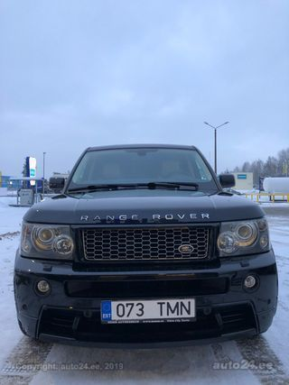 Land Rover Range Rover Sport Autobiography HSE 3.6 220kW