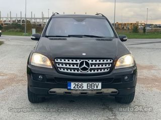 Mercedes-Benz ML 500 V8 5.0 225kW