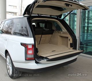 Land Rover Range Rover Autobiography Vogue SDV8 LWB 4.4 250kW