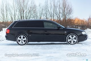 Audi A6 S-Line 2.5 BCZ 120kW