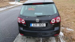 Volkswagen Golf Plus 1.4 TSI 90kW