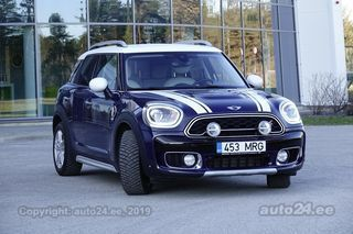 MINI Countryman Cooper S 2.0 141kW