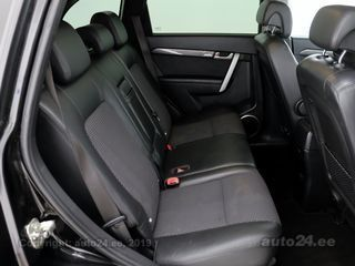 Chevrolet Captiva Limited ATM 2.0 CRD 110kW