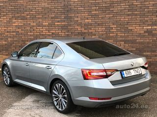 Skoda Superb 4x4 Laurin & Klement 2.0 TDI 140kW