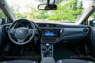 Toyota Auris Valvematic Active Plus 1.6 97kW