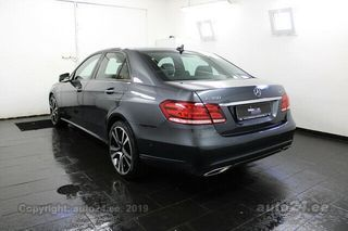 Mercedes-Benz E 350 BT 4MATIC 3.0 190kW