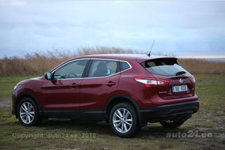 Nissan Qashqai Acenta Safety Pack Connect Xtronic 1.6 dCi 96kW