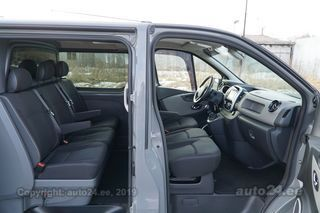 Renault Trafic 1.6 R4 89kW