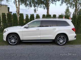 Mercedes-Benz GL 350 AMG Distronic 4Matic 7G 3.0 190kW