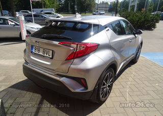 Toyota C-HR Luxury 4x4 1.2 85kW