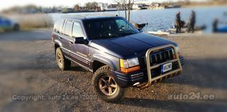 Jeep Grand Cherokee Limited 5.2 156kW