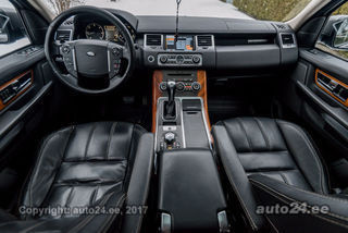 Land Rover Range Rover Sport Autobiography 3.0 HSE 180kW