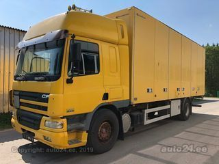 DAF 75.310 4X2 SIDE OPENING 228kW