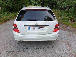 Mercedes-Benz C 220 2.1 125kW