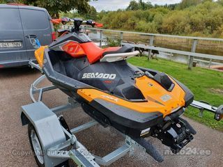 Sea Doo Spark TRIXX 90 hp 0.9 66kW