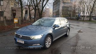 Volkswagen Passat Highline Executive Digi 2.0 140kW