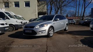 Ford Mondeo Trend 2.0 TDCi 103kW
