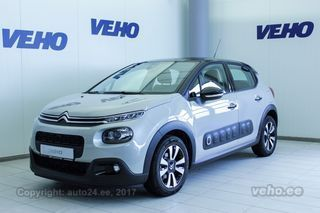 Citroen C3 Shine BlueHDi 100 1.6 R4 73kW