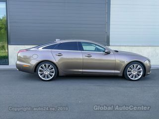 Jaguar XJ Luxury Facelift 3.0 V6 221kW