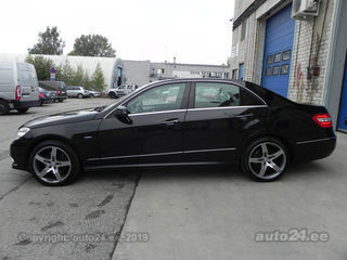 Mercedes-Benz E 350 Avantgarde 4MATIC FULL 3.0 CDI 170kW