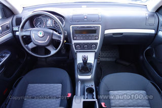 Skoda Octavia Combi 4x4 Ambition 2.0 103kW