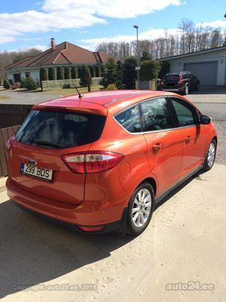Ford C-MAX 1.6 92kW