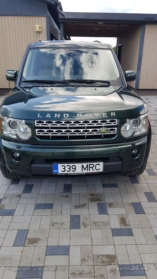 Land Rover Discovery HSE 3.0 TDV6 180kW