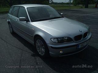 BMW 320 2.0 110kW
