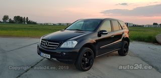 Mercedes-Benz ML 320 3.0 V6 165kW