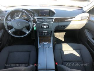 Mercedes-Benz E 300 4MATIC BlueEFFICIENCY 3.5 V6 185kW