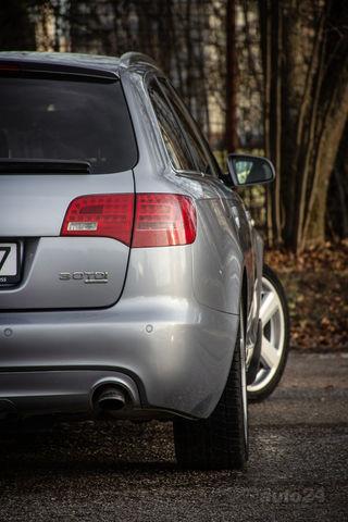 Audi A6 allroad Quatro Sline 3.0