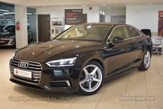 Audi A5 Coupe 2.0 TDI 140kW