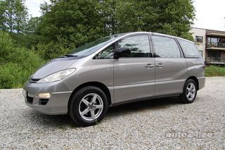 Toyota Previa LUXURY EDITION 2.0 D4D 85kW