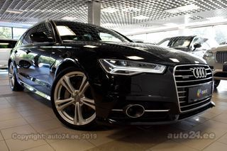 Audi A6 QUATTRO 2X S-LINE MATRIX A CC SAFETY PRO FULL 3.0 MY2016 160kW