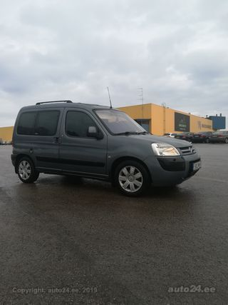 Citroen Berlingo Multispace 1.6 66kW
