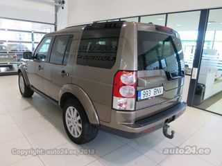 Land Rover Discovery 4 2.7 140kW